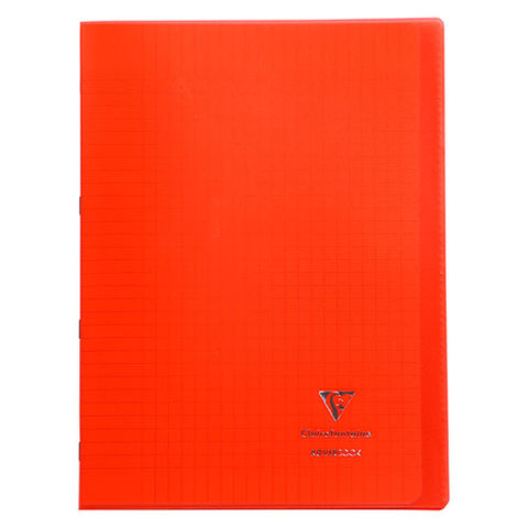Prix Cahier Koverbook Clairefontaine 21 x 29,7 cm grand carreaux 96 pages