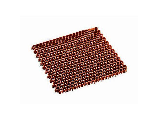 caillebotis nid d 39 abeille en dalles contact manutan. Black Bedroom Furniture Sets. Home Design Ideas