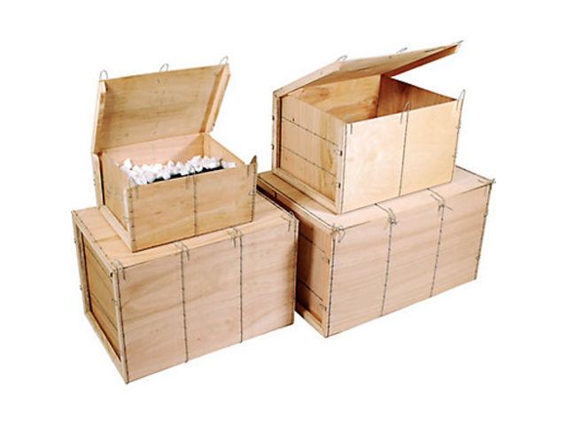 Bien connu Caisse bois contreplaqué Mussy® de 15 à 30 dm3 | Contact CENPAC  JV21