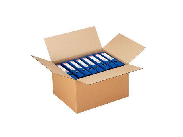 caisse carton simple cannelure longueur 500 800 mm contact manutan collectivites. Black Bedroom Furniture Sets. Home Design Ideas