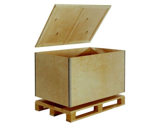 caisse palette bois contact ab box. Black Bedroom Furniture Sets. Home Design Ideas