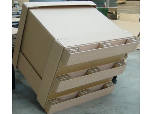 caisse palette carton sur mesure contact sofrapack. Black Bedroom Furniture Sets. Home Design Ideas