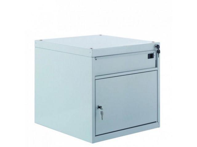 caisson 1 tiroir et porte pour plan de travail d 39 atelier contact pro signalisation. Black Bedroom Furniture Sets. Home Design Ideas