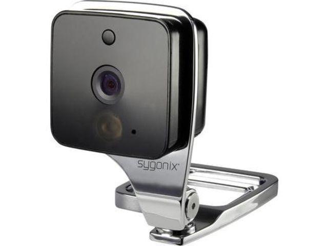 Caméra de surveillance WiFi Hotspot pour l\'intérieur Wi-Fi Sygonix ...