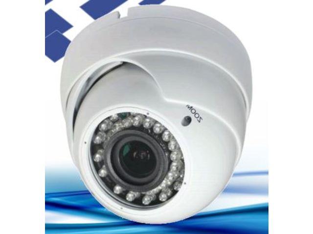 Camera De Surveillance IR AHD 2MP 1080P, 36 Leds 30m NOIR | Contact  NORMEQUIP