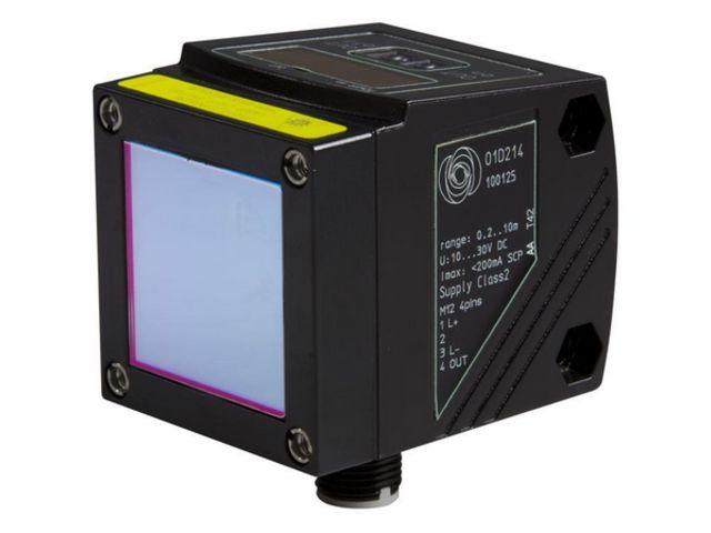 capteur de distance laser