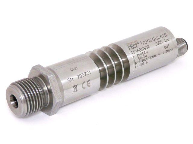 capteur de pression electronique