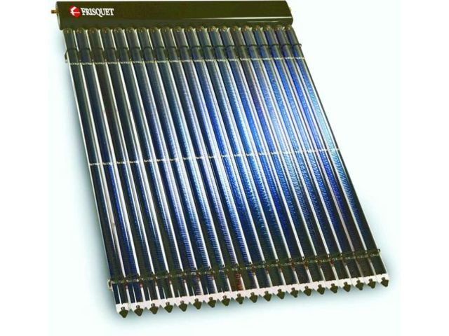 capteur solaire thermique tubes sous vide tsv 2 contact frisquet. Black Bedroom Furniture Sets. Home Design Ideas