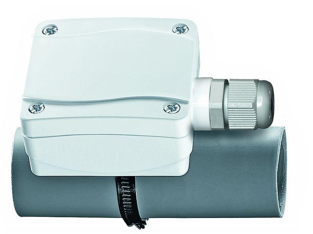 capteur sonde de temp rature d 39 applique avec bo tier pour montage sur conduites avec collier. Black Bedroom Furniture Sets. Home Design Ideas
