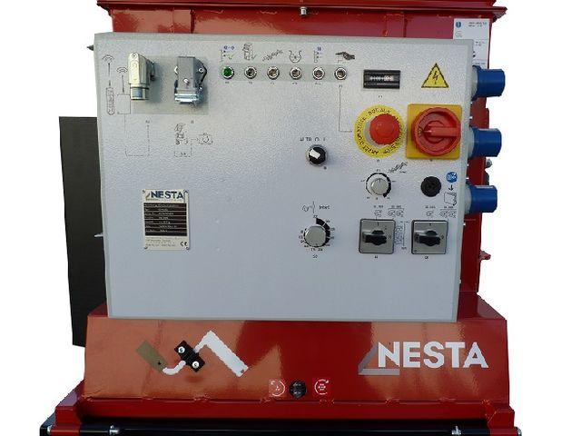 Cardeuse machine souffler insuffler em300 ouate de for Laine de verre ou ouate de cellulose