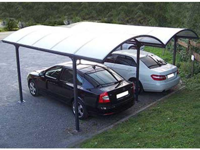 Prix carport alu prix with prix carport alu elegant - Carport double alu ...