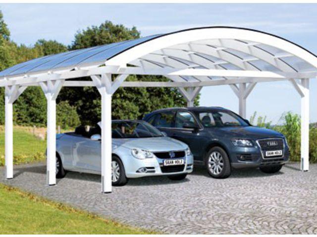 carport toit arc double id546 contact france abris. Black Bedroom Furniture Sets. Home Design Ideas
