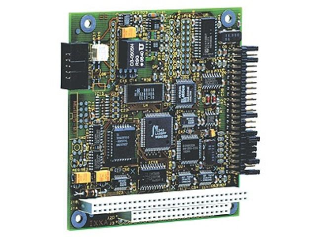 Carte d'interface CAN active - PC/104- iPC-I 320/104