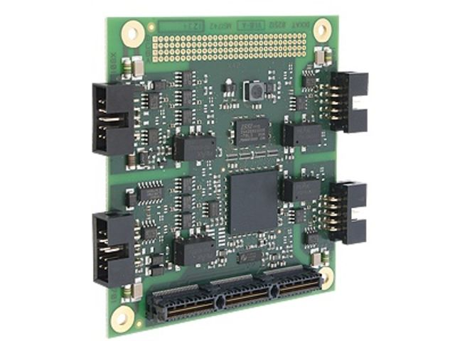 Carte d'interface CAN active-  PCI/104-Express -CAN-IB230/PCIe 104