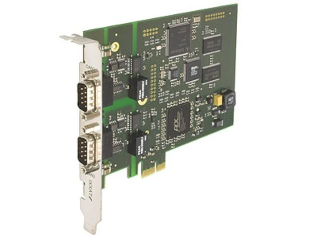 Carte d'interface CAN active - PCIe - iPC-I XC16/PCIe