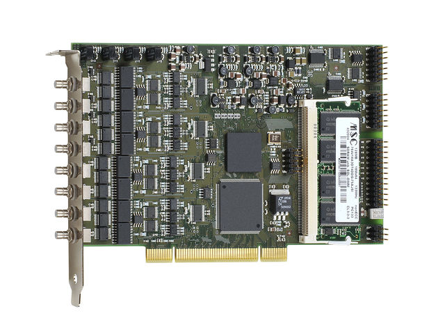 Carte PCI mesure de bruits et vibrations - APCI-3600