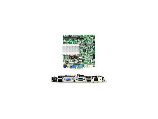 Cartes PC Industriels : Cartes Formats Mini-ITX