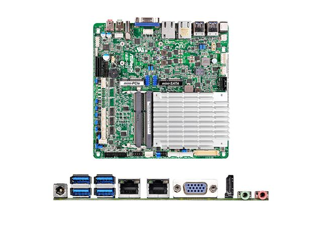 Devis Cartes PC Industriels : Cartes Formats Mini-ITX