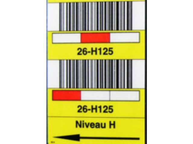Cartes ponts pour rayonnage_INOTEC BARCODE SECURITY_4