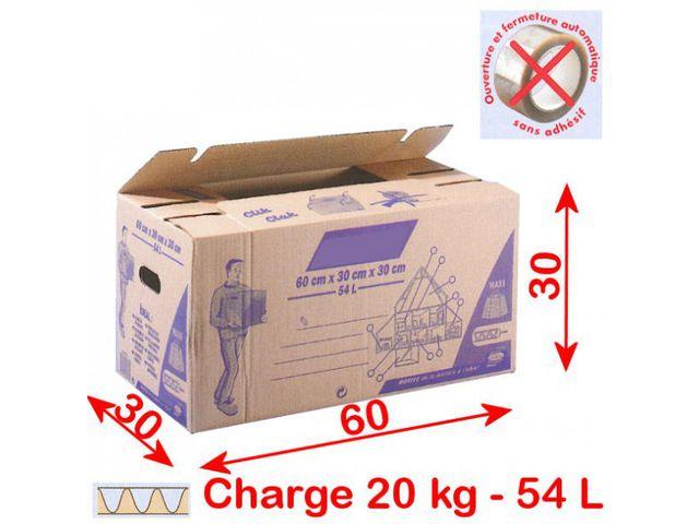 caisse en carton simple cannelure fournisseurs industriels. Black Bedroom Furniture Sets. Home Design Ideas