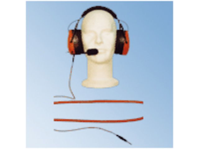 Casque anti-bruit aviation COMU-3000_TER_1