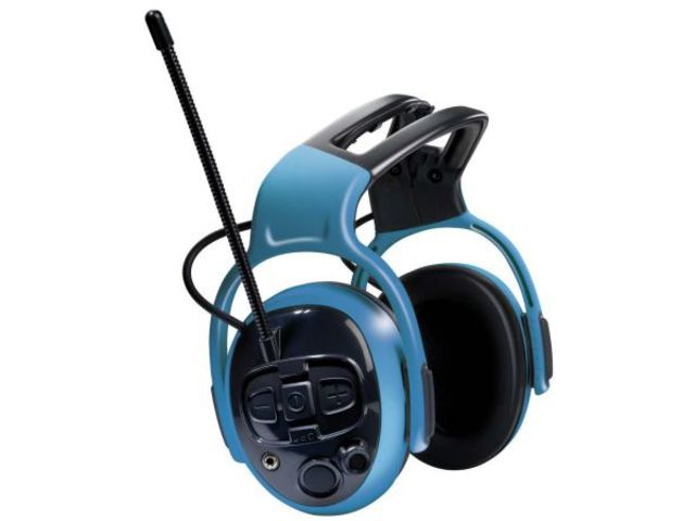 Casque Antibruit Actif Radio Mp3 DUAL PRO MSA Safety