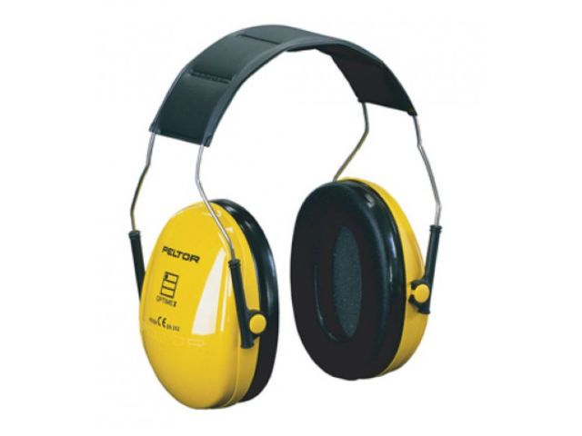 Casque antibruit Optime I SNR 27 dB_COOLSAFETY