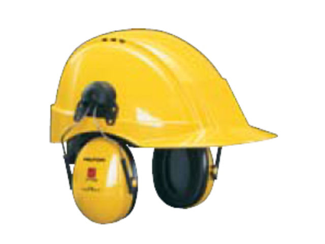 Casque antibruit Optime I SNR 27 dB_COOLSAFETY_2