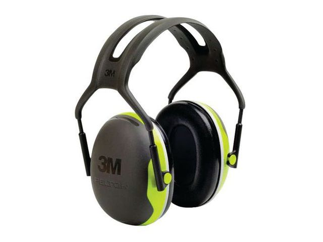 Casque antibruit Peltor X4  3M
