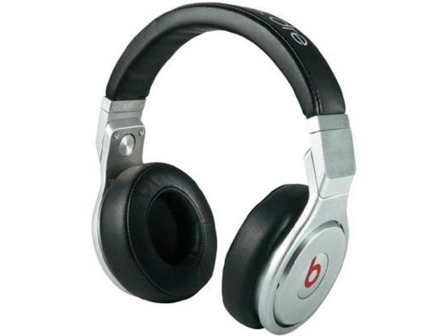 casque beats by dr dre pro noir vendu par conrad contact conrad france. Black Bedroom Furniture Sets. Home Design Ideas