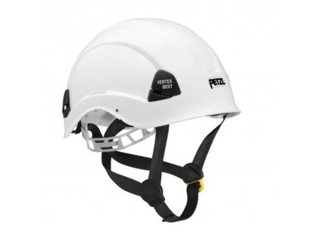 casque de protection avec jugulaire vertex best petzl sur pluceo contact pluceo