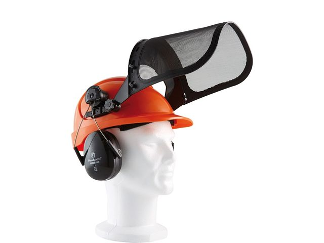 casque forestier singer orange casque coquille anti bruit porte visi re visi re grillag e. Black Bedroom Furniture Sets. Home Design Ideas