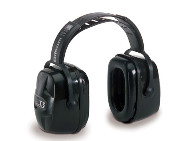 Casques antibruit Bilsom Thunder T3 SNR 36 dB_COOLSAFETY