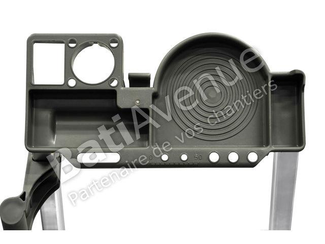 centaure escabeau aluminium mt 8 marches 308208. Black Bedroom Furniture Sets. Home Design Ideas