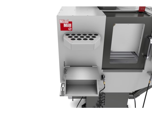 Centre d'usinage vertical Mini Mill MINIMILL-EDU - HAAS AUTOMATION EUROPE