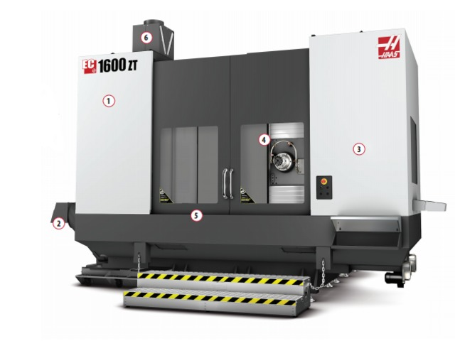 Centres d'usinage Horizontaux Type Banc 3 Axes EC-1600ZT_HAAS AUTOMATION EUROPE_2