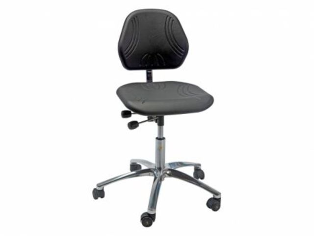 Chaise de bureau comfort esd contact dlv france - Chaise de bureau confort ...