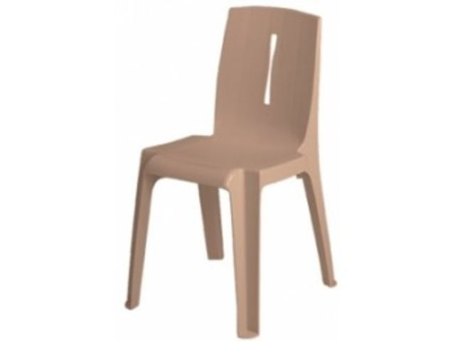 chaise empilable salsa - Chaise Empilable