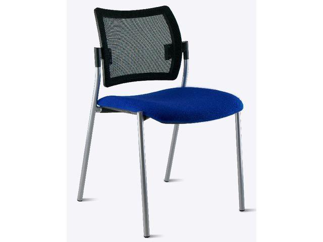 chaise et fauteuil visiteur tendance contact manutan. Black Bedroom Furniture Sets. Home Design Ideas