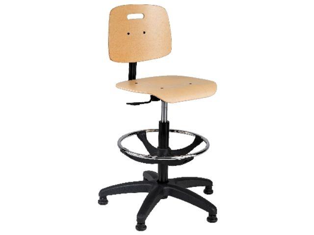 Chaise haute dessinateur contact manutan collectivites - Chaise de dessinateur ...