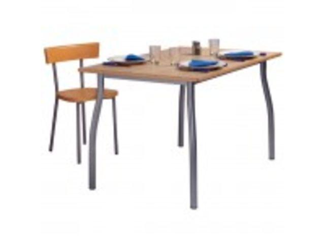 mobilier pour caf t ria ou restaurant fournisseurs industriels. Black Bedroom Furniture Sets. Home Design Ideas