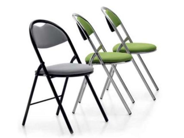 chaise pliante tapiss e maitena contact jmf burotik. Black Bedroom Furniture Sets. Home Design Ideas