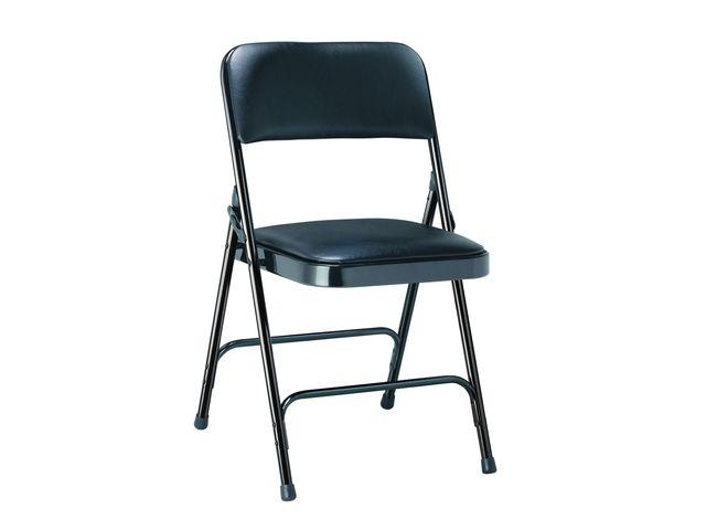 chaise pliante vinyle et m tal contact france collectivites. Black Bedroom Furniture Sets. Home Design Ideas