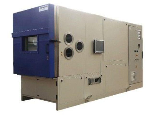 Chambre d 39 essais climatique 65 200 c 1 mbar contact for Chambre climatique