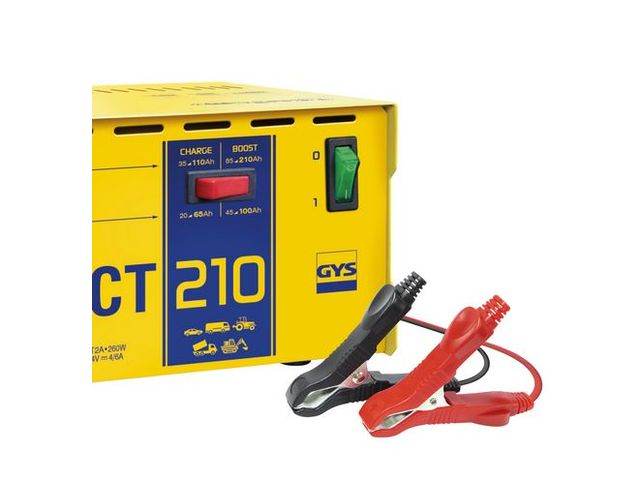 Chargeur de batterie traditionnel Pro CT 210 - UK_GYS_3