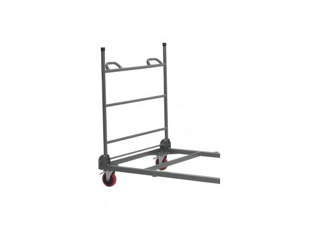 Chariot de table pliable avec base extensible - XL TROLLEY - CDIRECT-PRO