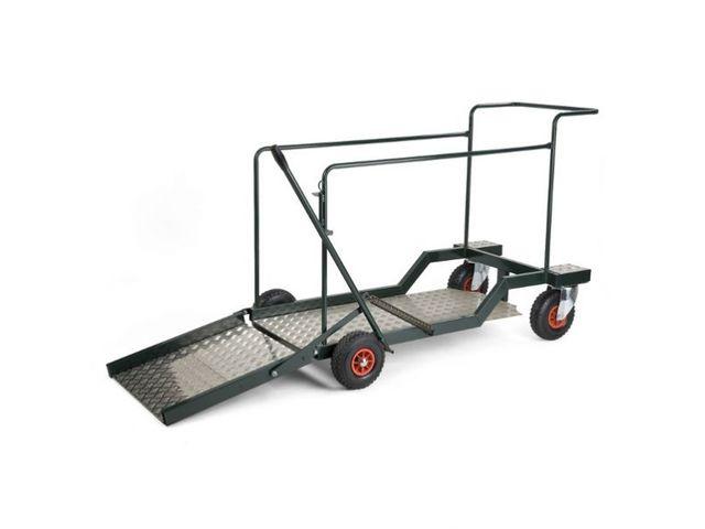 chariot de transport contact roll co. Black Bedroom Furniture Sets. Home Design Ideas