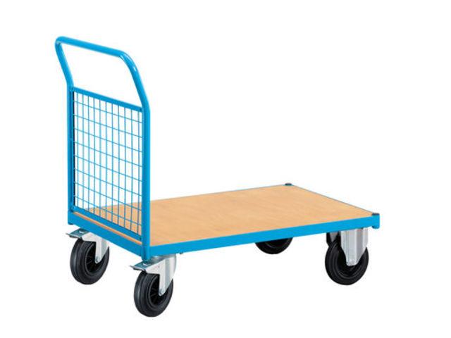 chariot de transport 39 aslord 39 1 c t grillag x l. Black Bedroom Furniture Sets. Home Design Ideas