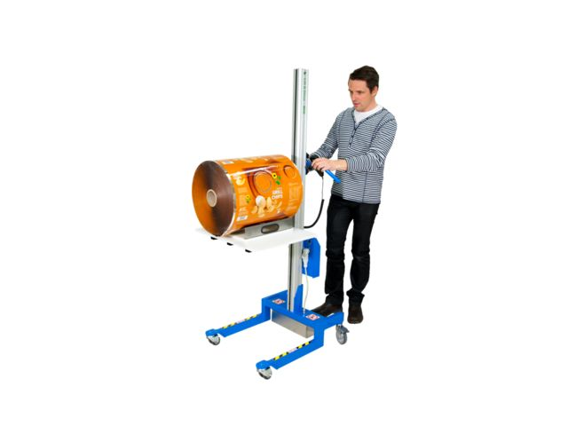 Chariot manipulateur Lift&Drive 90IE_MOVOMECH SARL_2
