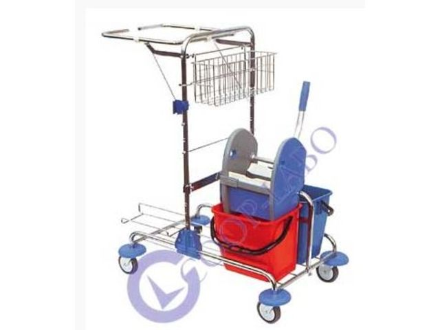 Chariot Ménage Combi Rs2 | Contact Coop Labo